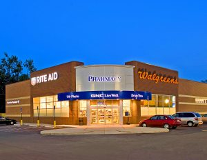 Walgreens and Rite Aid Merger