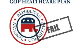 Republican's Party Healthcare Replacement Bill Fail