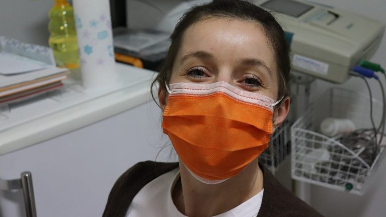 Wearing A Medical Mask With Comfort