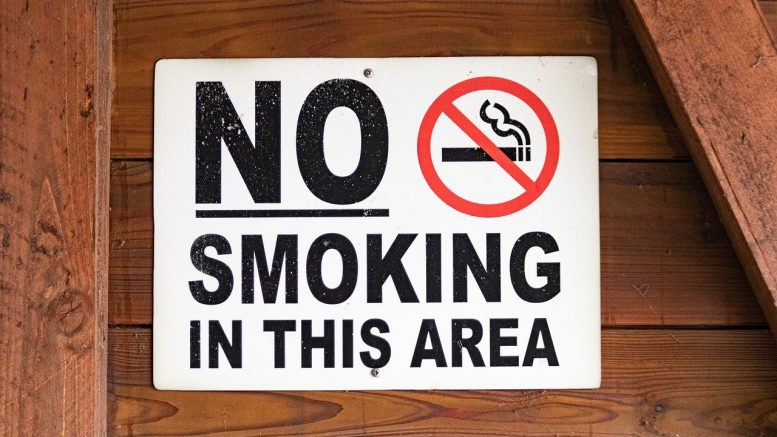 Youths Used Less Tobacco Products In 2020